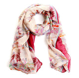 Floral Scarf - Hespirides Gifts - 2