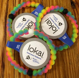 New Limited Edition Authentic Shark Lokai bracelet silicone Varied Sizes And Colors - Hespirides Gifts - 21