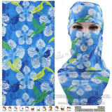 Latest Fashion Various Women Outdoor Multifunctional Headband Balaclava Seamless - Hespirides Gifts - 11