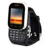 "KEN XIN DA W1 Smart Watch Phone 1.44"" SC6531 0.32GHz 32MB(RAM)+32MB(ROM) 0.08MP GSM900/1800 Dual Card Slide-out Keyboard Style"
