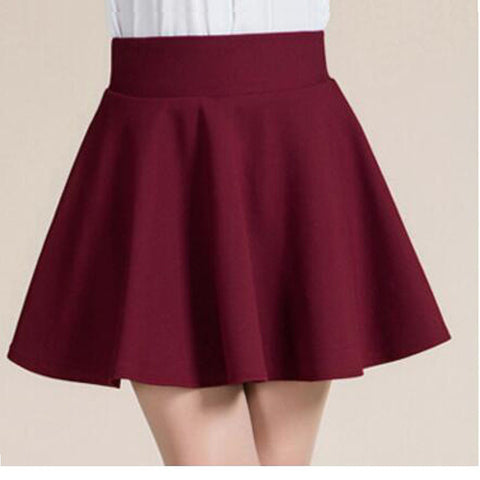 Summer style sexy Skirt for Girl lady Korean Short Skater Fashion female mini Skirt Women Clothing Bottoms - Hespirides Gifts - 1