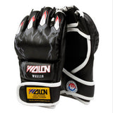 MMA Gloves PU Punching Bag Boxing Gloves - Hespirides Gifts - 7