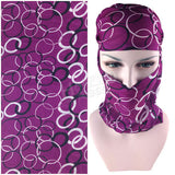 Latest Fashion Various Women Outdoor Multifunctional Headband Balaclava Seamless - Hespirides Gifts - 1