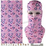 Latest Fashion Various Women Outdoor Multifunctional Headband Balaclava Seamless - Hespirides Gifts - 17