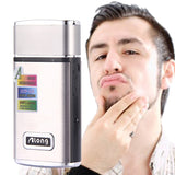 Men's Fashion 220V RSCW-A28 Portable Electric Rechargeable Reciprocating-type Shaver - Hespirides Gifts - 5
