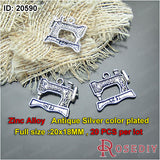 Sewing Machine Charms Pendants Diy Jewelry Findings Accessories More styles can picked - Hespirides Gifts - 4