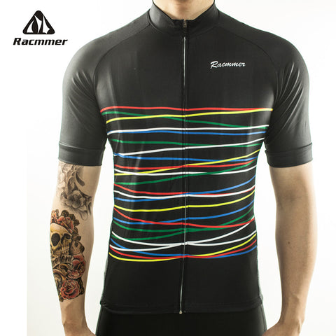 Racmmer Cycling Jersey Mtb Bicycle Clothing Bike Wear Clothes Short Kit Maillot - Hespirides Gifts - 1