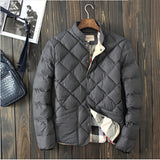 Warm Padded Men's Winter Jacket - Hespirides Gifts - 1