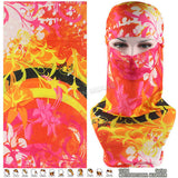 Latest Fashion Various Women Outdoor Multifunctional Headband Balaclava Seamless - Hespirides Gifts - 19