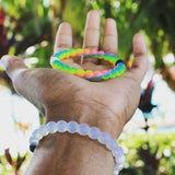New Limited Edition Authentic Shark Lokai bracelet silicone Varied Sizes And Colors - Hespirides Gifts - 26