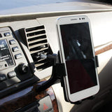hot sale ABS mobile phone mount support car mobile phone holder universal car phone bracket for i Phone Samsung L G - Hespirides Gifts - 6