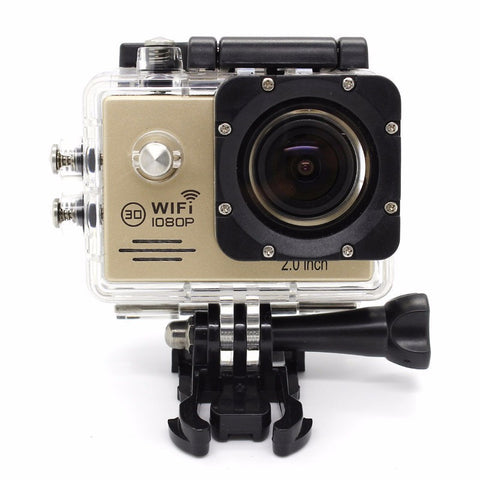 "Sports Mini Camera SJ7000 2.0"" LCD WIFI Full HD SD 1080P - Hespirides Gifts"