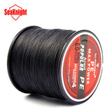 SeaKnight Brand Tri-Poseidon Series Brand Super Strong Japan 300m Multifilament PE Braided Fishing Line 8 10 20 30 40 50 60LB - The Fire Pits Store  - 8