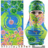 Latest Fashion Various Women Outdoor Multifunctional Headband Balaclava Seamless - Hespirides Gifts - 13