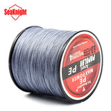 SeaKnight Brand Tri-Poseidon Series Brand Super Strong Japan 300m Multifilament PE Braided Fishing Line 8 10 20 30 40 50 60LB - The Fire Pits Store  - 5