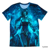 New fashion men 3d Printing t-shirt Men Casual short sleeve t shirt for men tee shirt - Hespirides Gifts - 9
