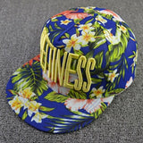 Hats Letter Embroidery Flowers Sweet Hats For Women Hip Hats Fashion Baseball Cap - Hespirides Gifts - 4