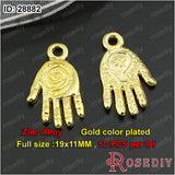Palm Buddha hCharms Pendants Diy Jewelry Findings Accessories More styles can picked - Hespirides Gifts - 3