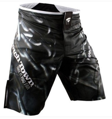 Mens MMA Martial Arts Shorts - Hespirides Gifts - 1