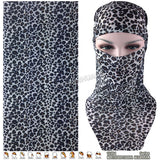 Latest Fashion Various Women Outdoor Multifunctional Headband Balaclava Seamless - Hespirides Gifts - 5