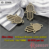 Palm Buddha hCharms Pendants Diy Jewelry Findings Accessories More styles can picked - Hespirides Gifts - 10