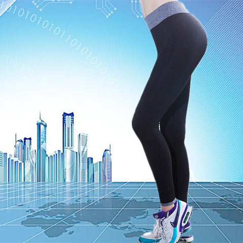 Women Leggings Elastic Comfortable Surper stretch Sport slimming Legging Workout - Hespirides Gifts - 1