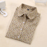 Hot Sale Women Polka Dot Shirt - Hespirides Gifts - 21
