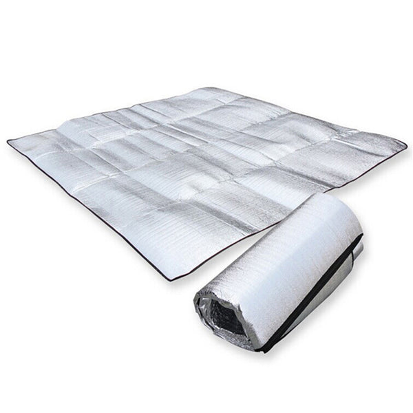Foldable Folding Sleeping Mattress Mat Pad Waterproof Aluminum Foil EVA Outdoor Camping Mat inflatable mattress H1E1 - Hespirides Gifts - 3