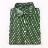 Hot Sale Women Polka Dot Shirt - Hespirides Gifts - 6