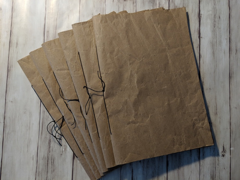 Making a Journal Out of Amazon Prime Packaging