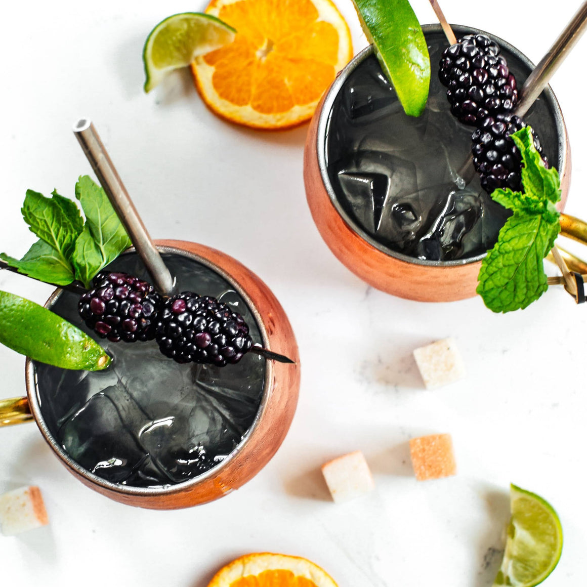 MOSCOW MULE | SUGAR CUBE