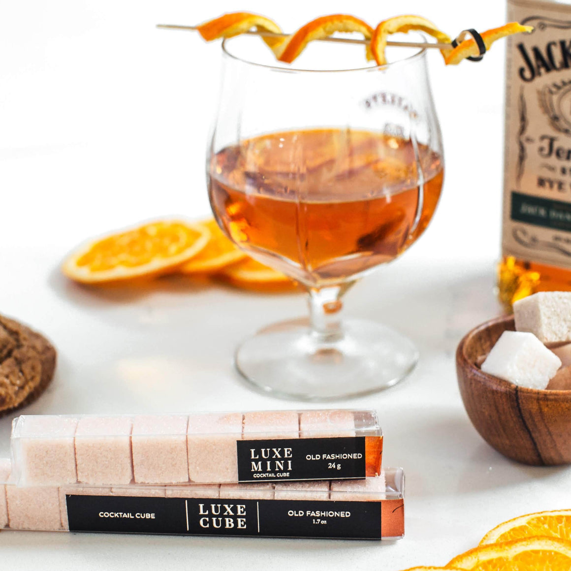 OLD FASHIONED | SUGAR CUBE