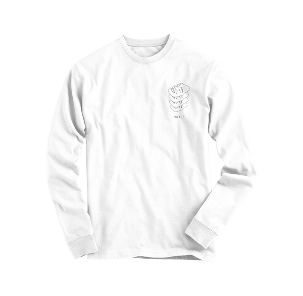 Face It Long Sleeve T-Shirt