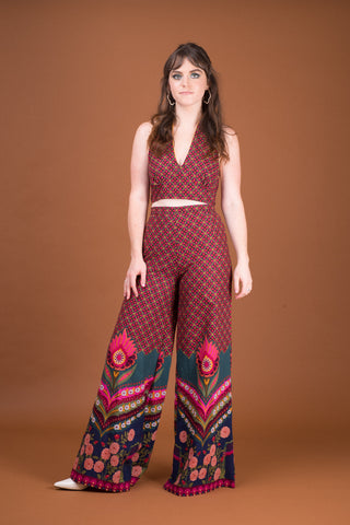 The Stevie Wide Leg Pants
