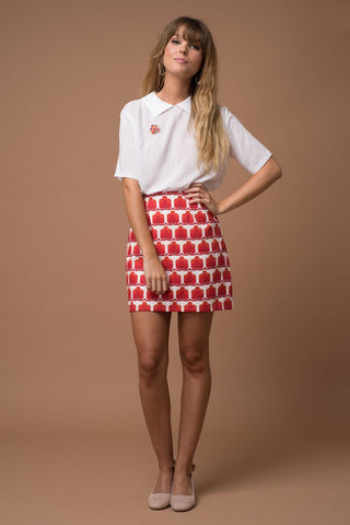 Françoise Mini Skirt