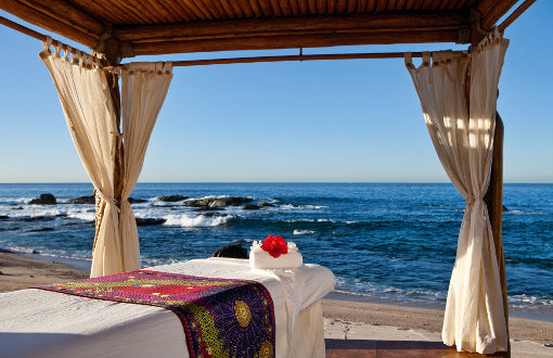 Cabo San Lucas resort and spa Hotel Esperanza offers luxurious accommodations and great spa treatments.