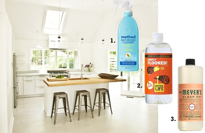 Spring cleaning is so much better with these eco-friendly cleaning supplies.
