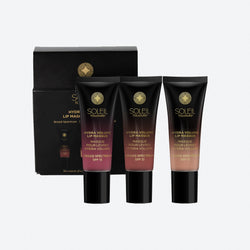 Hydra Volume Lip Masque SPF 15 Lip Trio Set