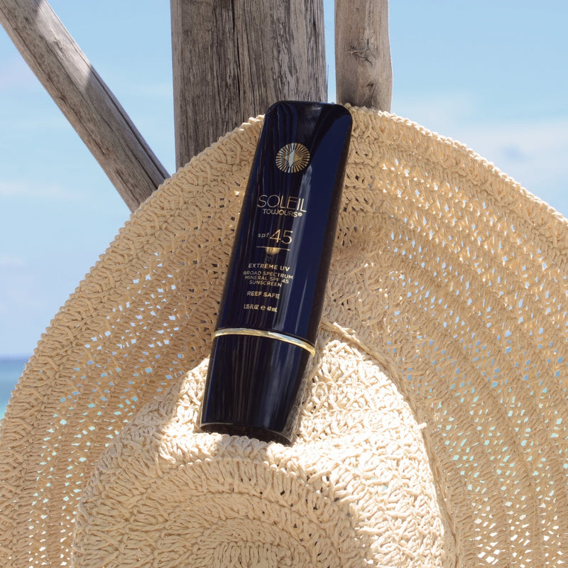 Extrème UV Mineral Sunscreen SPF 45 for Face - Soleil Toujours