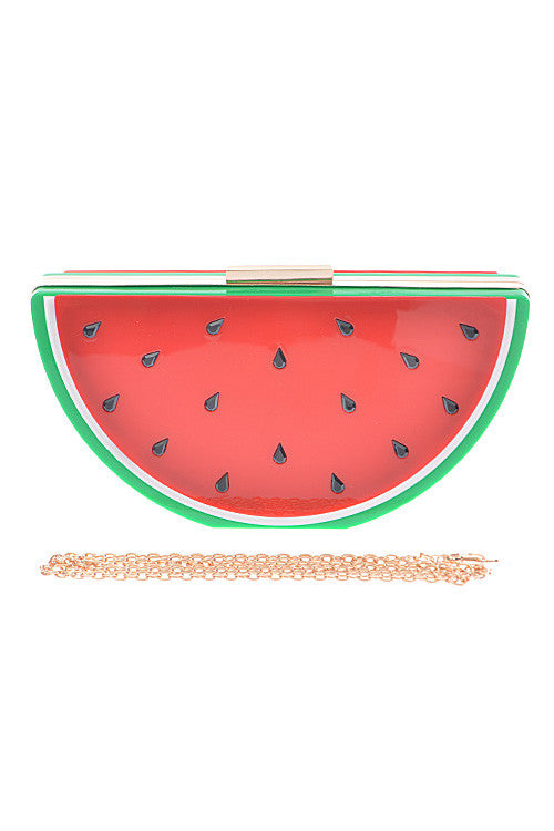 The Watermelon Clutch