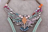 The Luxe Eagle Statement Necklace