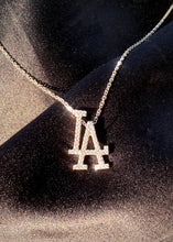 Load image into Gallery viewer, LA Necklace in Silver