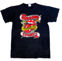 Load image into Gallery viewer, Vintage Rolling Stones Tattoo T-Shirt