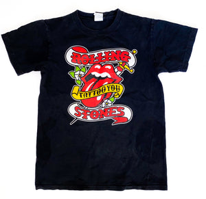 Vintage Rolling Stones Tattoo T-Shirt