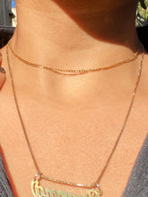 Load image into Gallery viewer, 24K Femme Figaro Choker