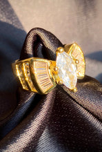 Load image into Gallery viewer, Grand Marquise Ring in Gold