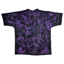 Load image into Gallery viewer, Constellations Tie Dye T-Shirt