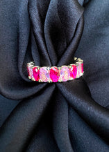 Load image into Gallery viewer, Pretty & Pink Gemstone Ring