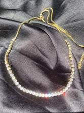 Load image into Gallery viewer, Diamond Tennis Choker