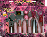 Dirty Dozen Kit (Pink)